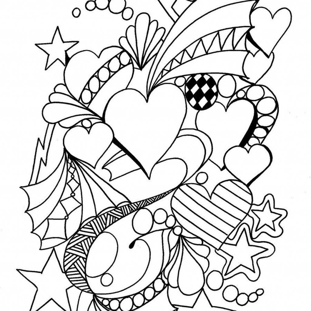 Christmas Heart Coloring Page With Pop By Astraldreamer DeviantART Pages Pinterest