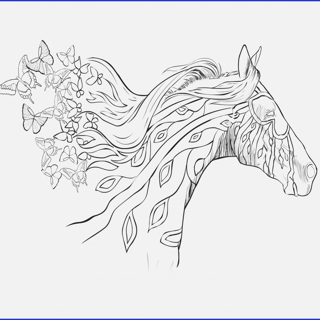 Christmas Horse Coloring Pictures With Pages Of Horses Www Gsfl Info