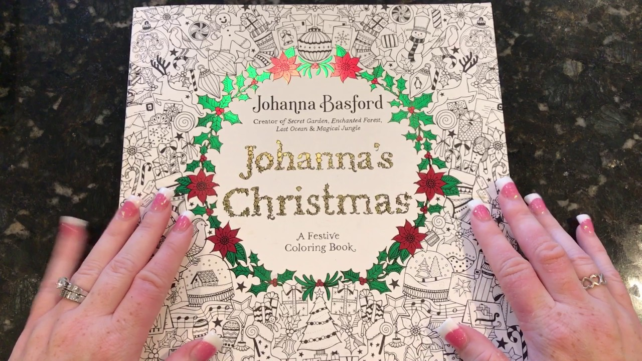 Christmas In July Coloring Book With 2017 YouTube