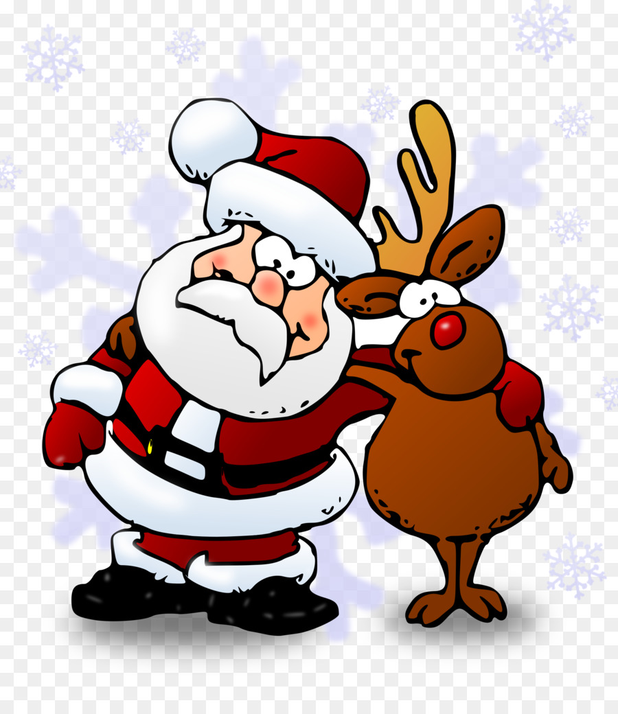 Christmas In July Coloring Book With Rudolph Santa Claus Reindeer North Pole Clip Art Sleigh Png