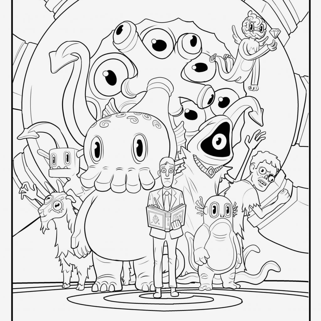 Christmas In July Coloring Pages With Free Print COLORING PAGE