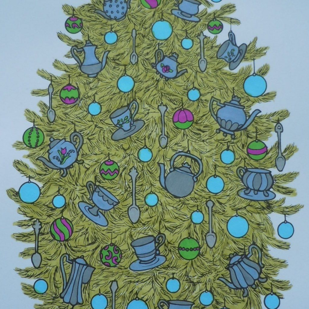 Christmas In July Coloring With Is Cool Pinterest