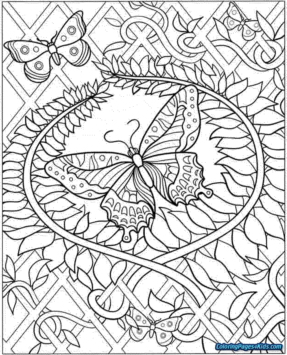 Christmas Intricate Coloring Pages With NEO