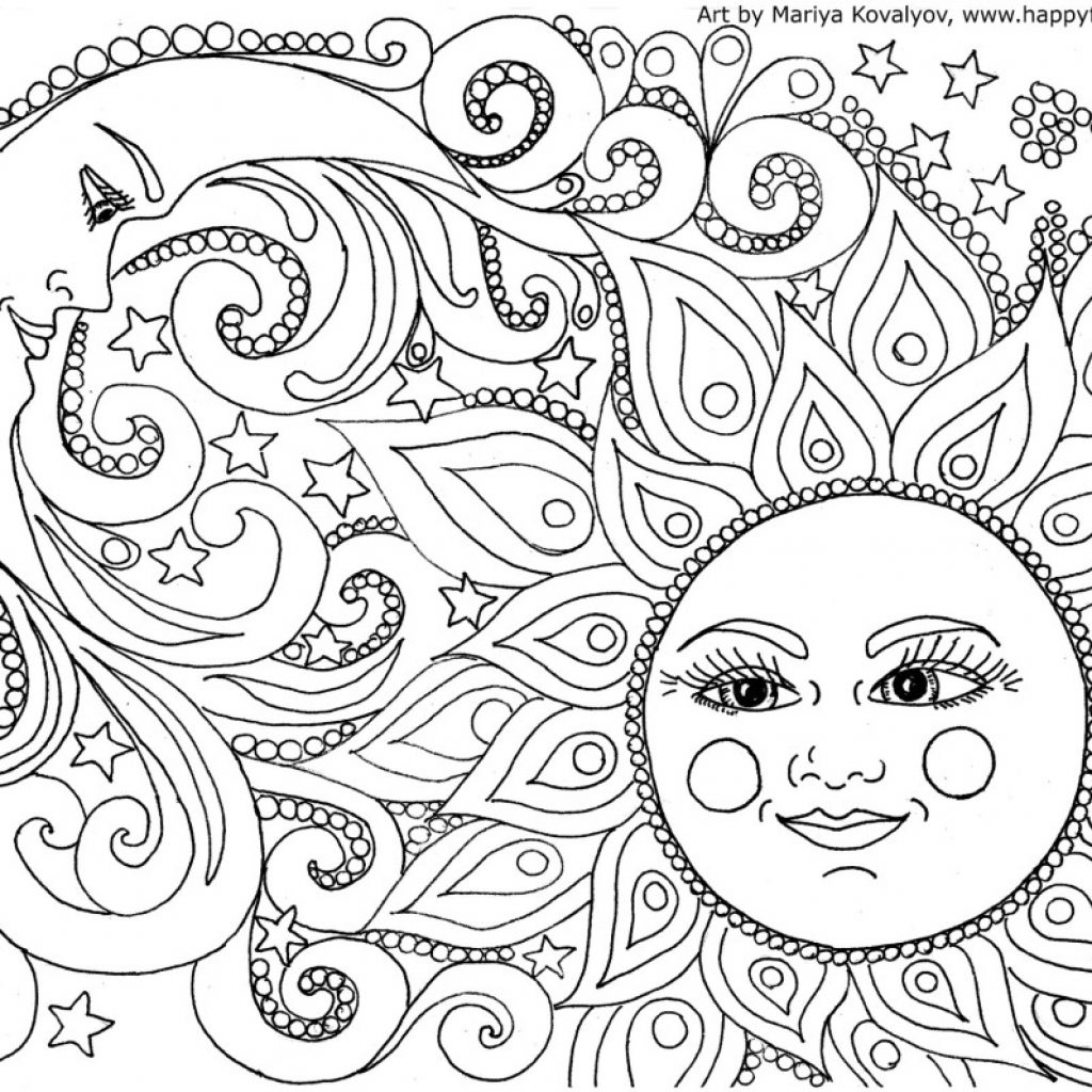 Christmas Landscape Coloring Pages With FREE Adult Happiness Is Homemade