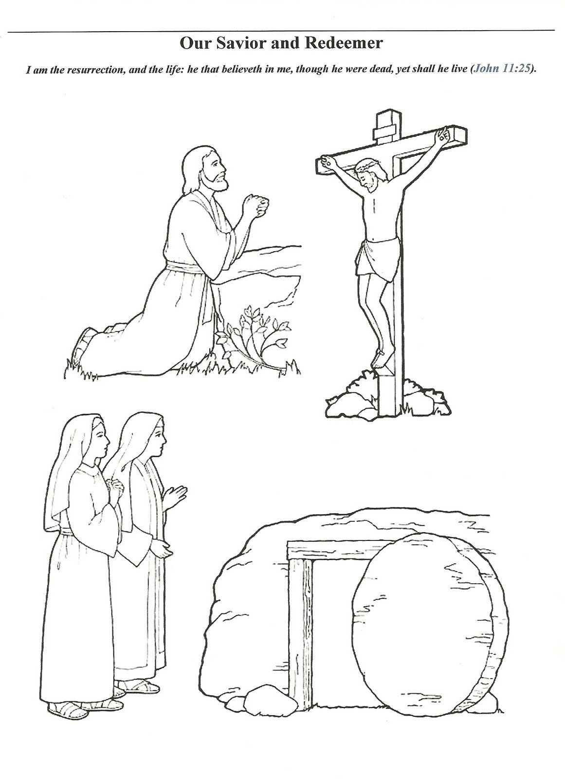 Christmas Lds Coloring Pages With Primary Holy Ghost Animals