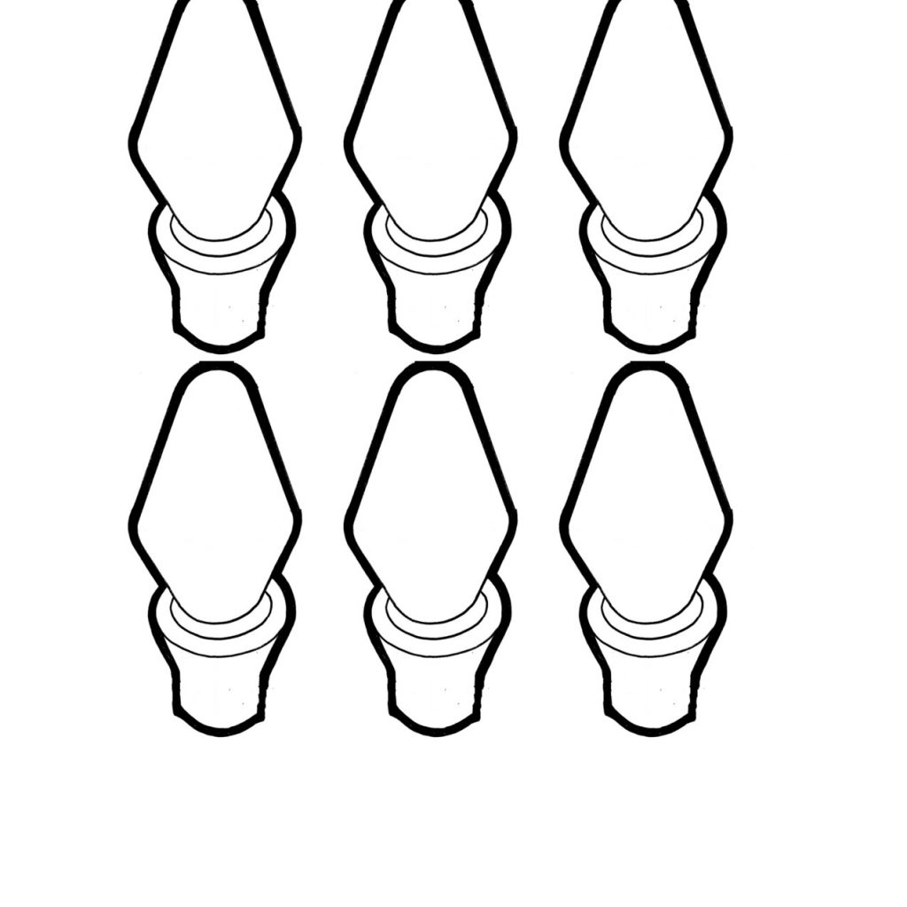 Christmas Light Bulb Coloring Pages With Tree Page New 28 Collection Of