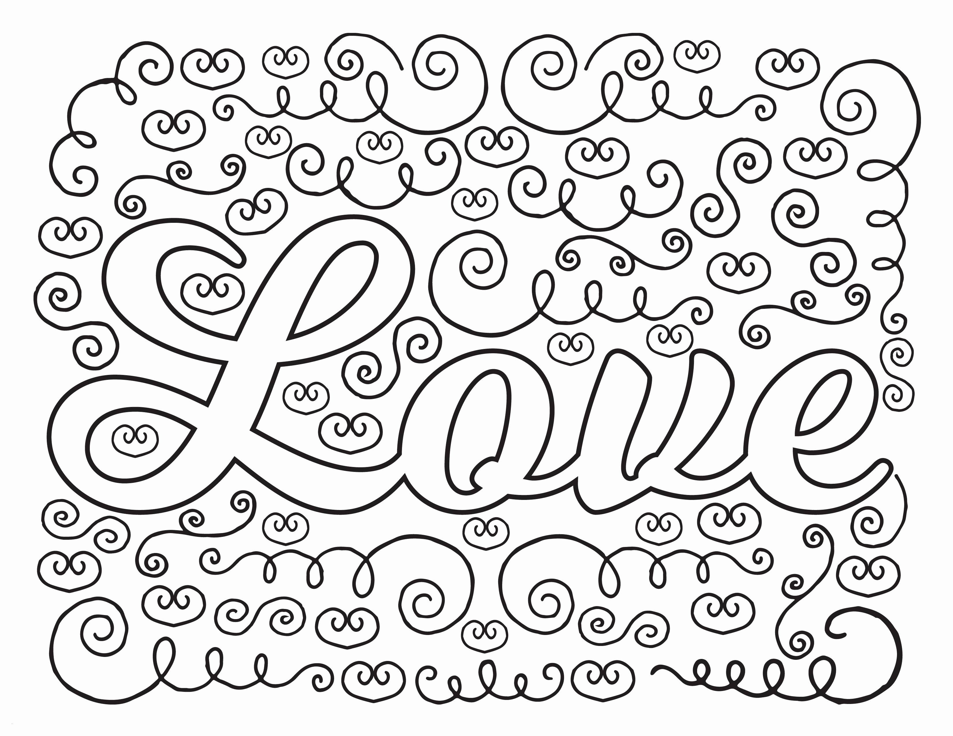Christmas Love Coloring Pages With Page Inspirational Printable