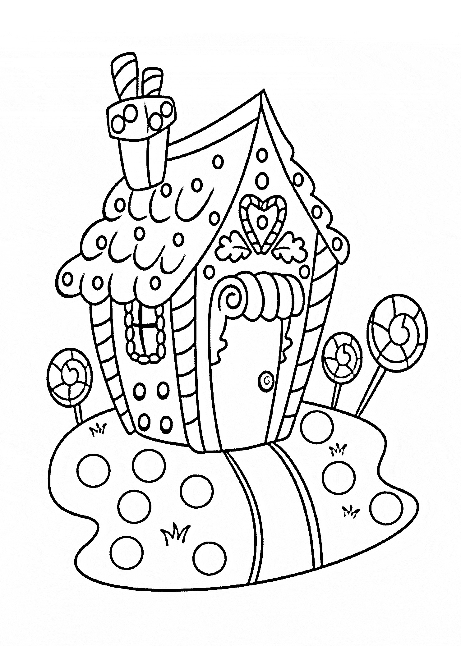 Christmas Manger Coloring Pages With Nativity Free Printable