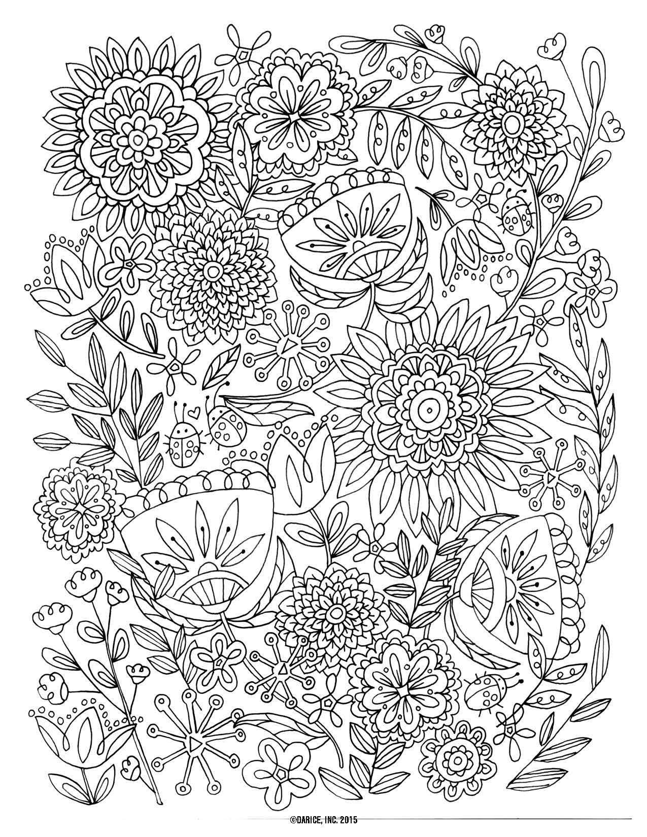 Christmas Mosaic Coloring Pages With Free Tree Ornaments Printable