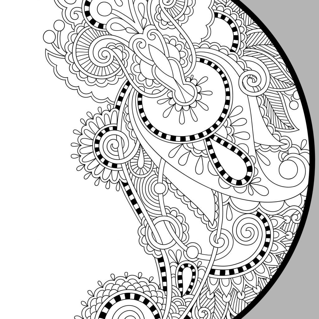 Christmas Nativity Coloring Pages For Adults With Kids