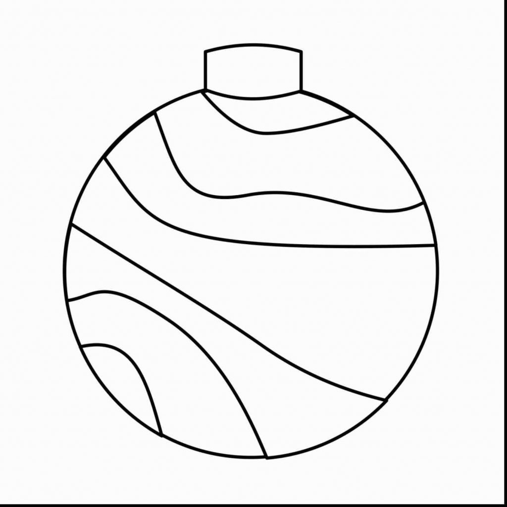 Christmas Ornaments Coloring Pages With Ornament Xmast Decors Pinterest Decor