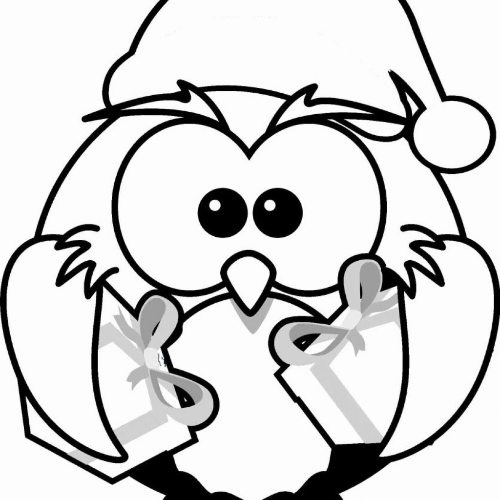 Christmas Penguin Coloring Pages Printable With Book Save