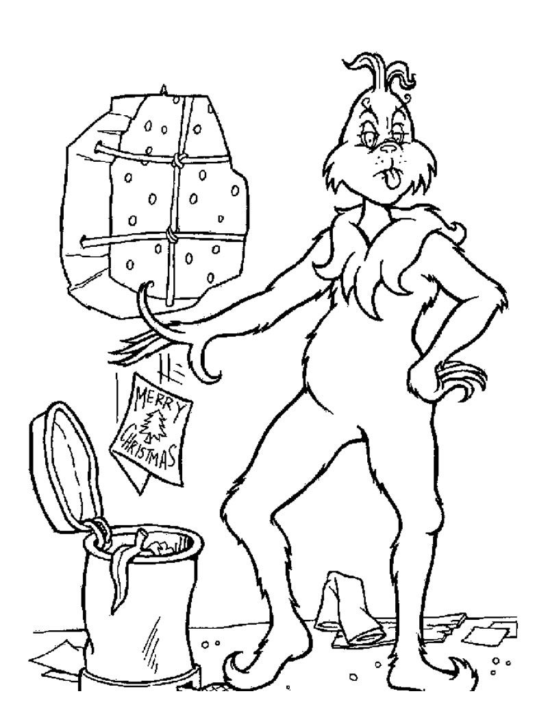 Christmas Reading Coloring Pages With XMAS COLORING PAGES Books Worth Pinterest Xmas Grinch