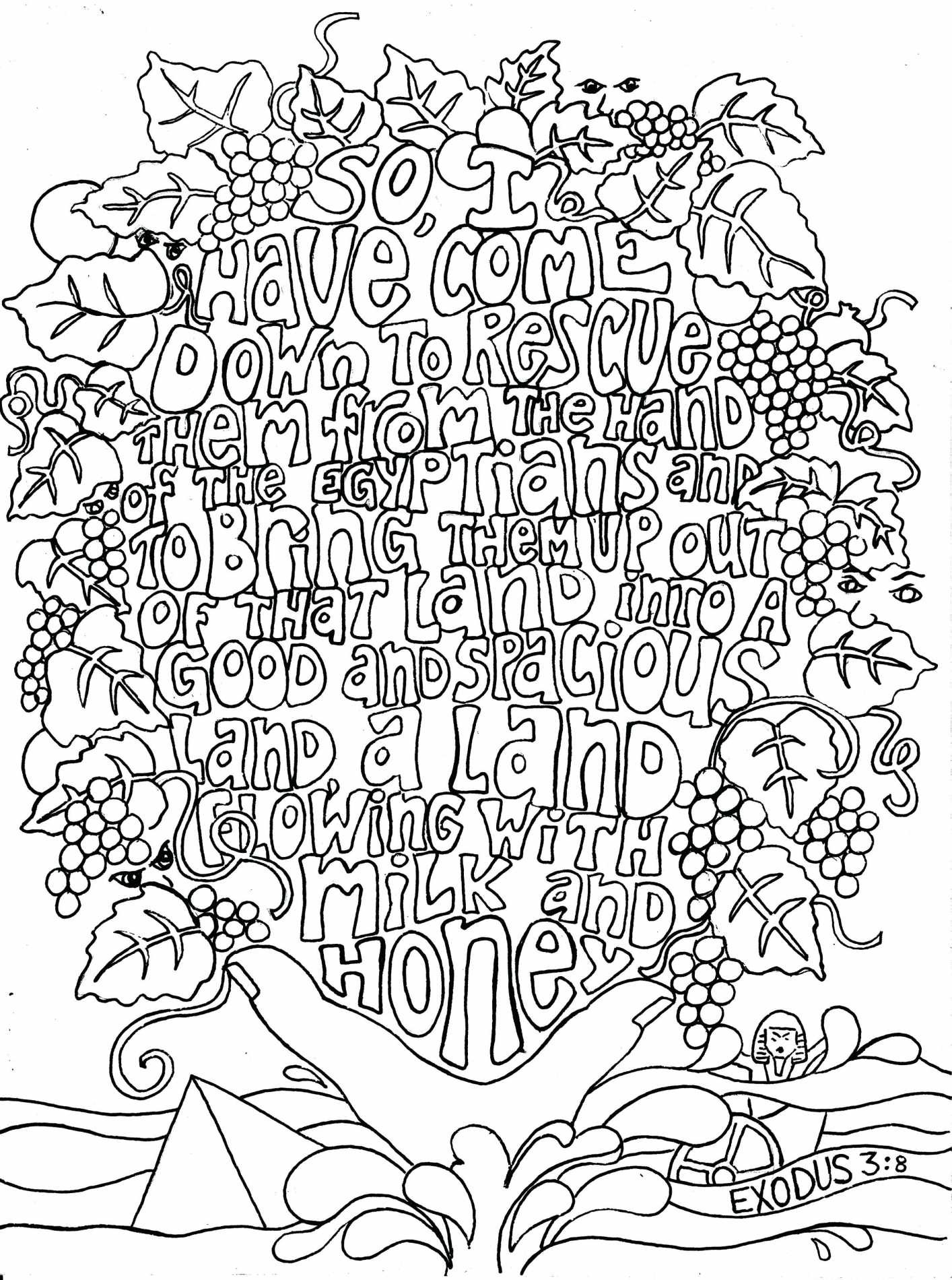 Christmas Religious Coloring Pages With Save