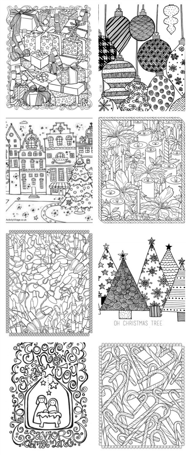 Christmas Vacation Coloring Pages With 65 Free Printables House Of Hargrove