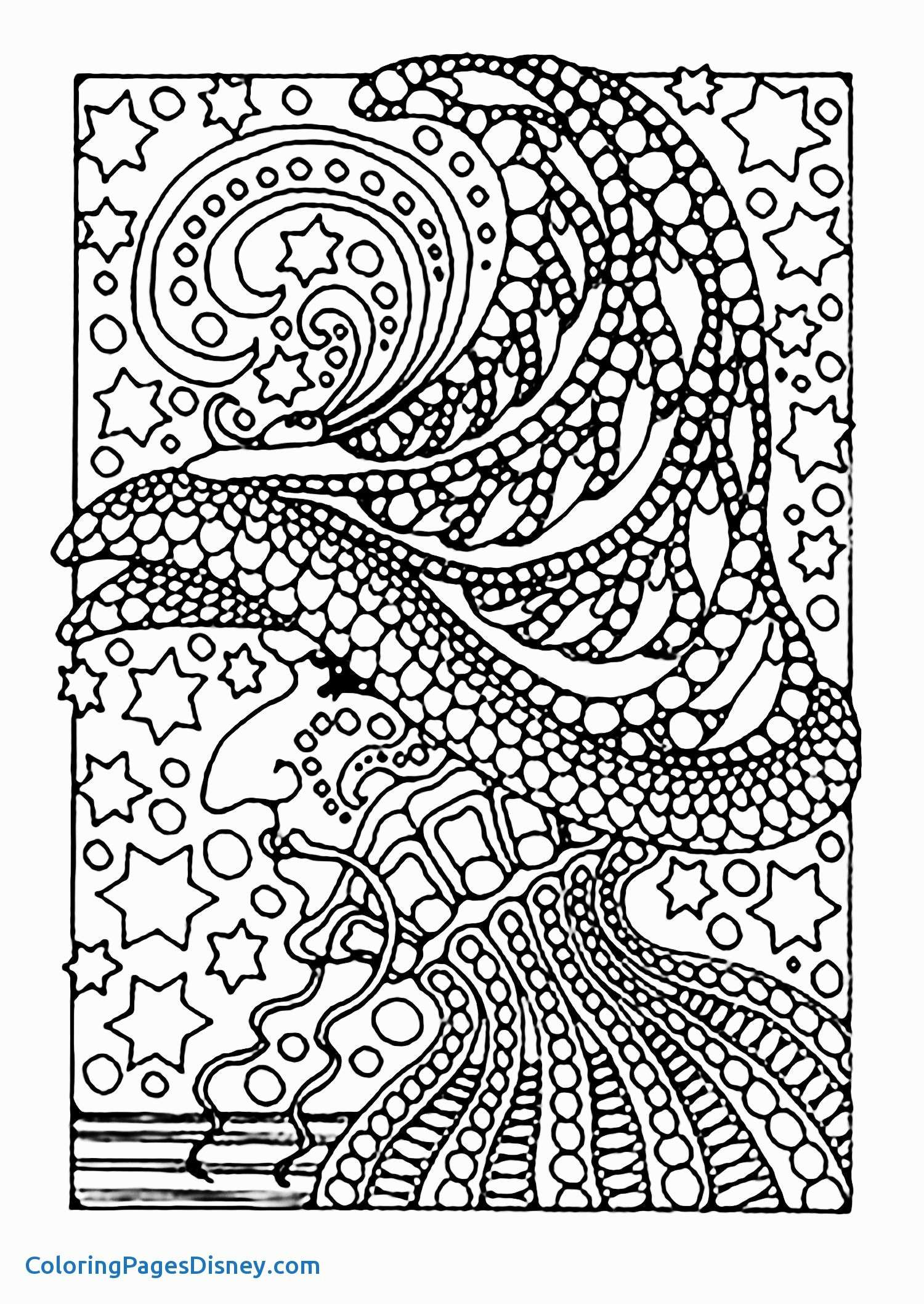 Christmas Village Coloring Pages With
