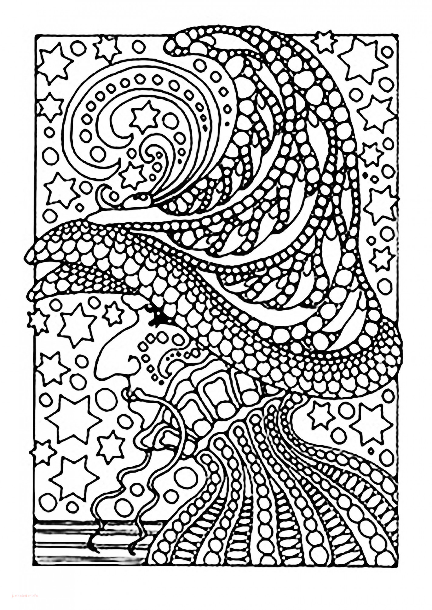 Christmas Zentangle Coloring With Free Pages Best Printable