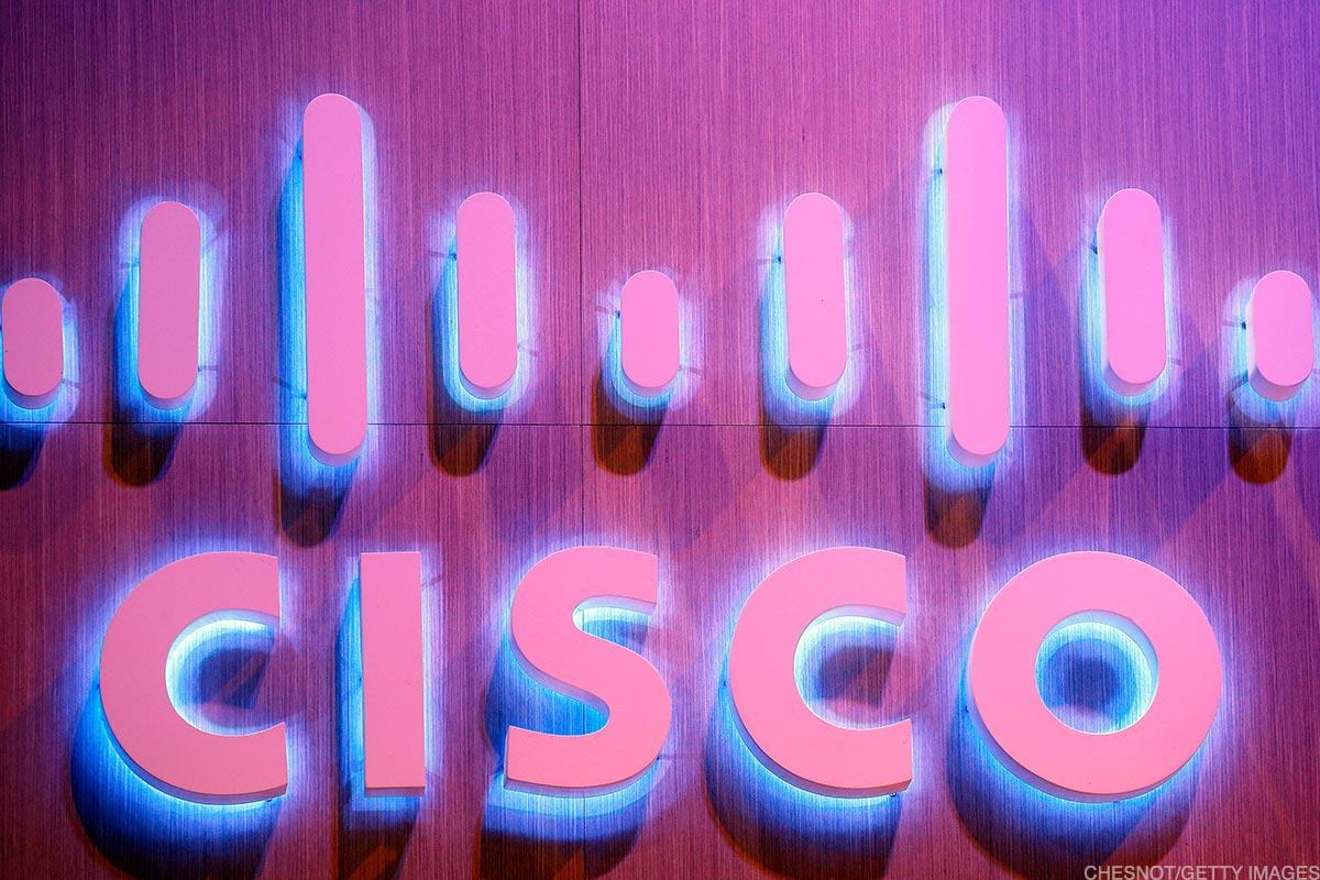 Cisco Fiscal Year Calendar 2019 With Shares Rise On Earnings And Revenue Beat TheStreet