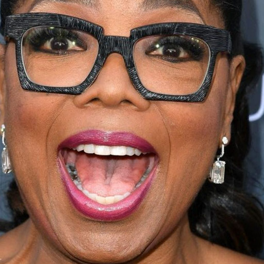 Colored Christmas Karla Winfrey With 117 Million Gone Oprah Loses More Than Weight