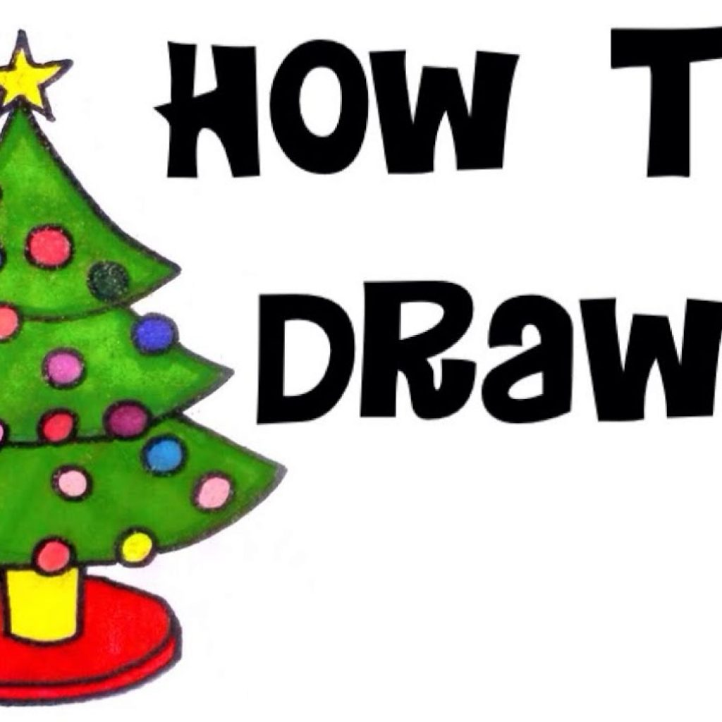 Coloring Christmas Lights With Sharpie Painting Drawing 2017 Tree Star Kids Happy