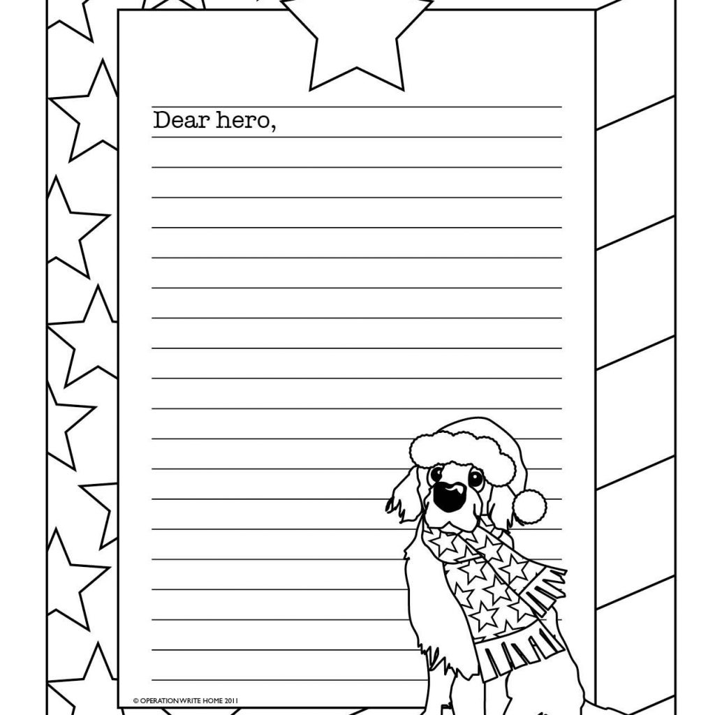 Coloring Christmas List With Wish Page Thousand Of The Best Printable