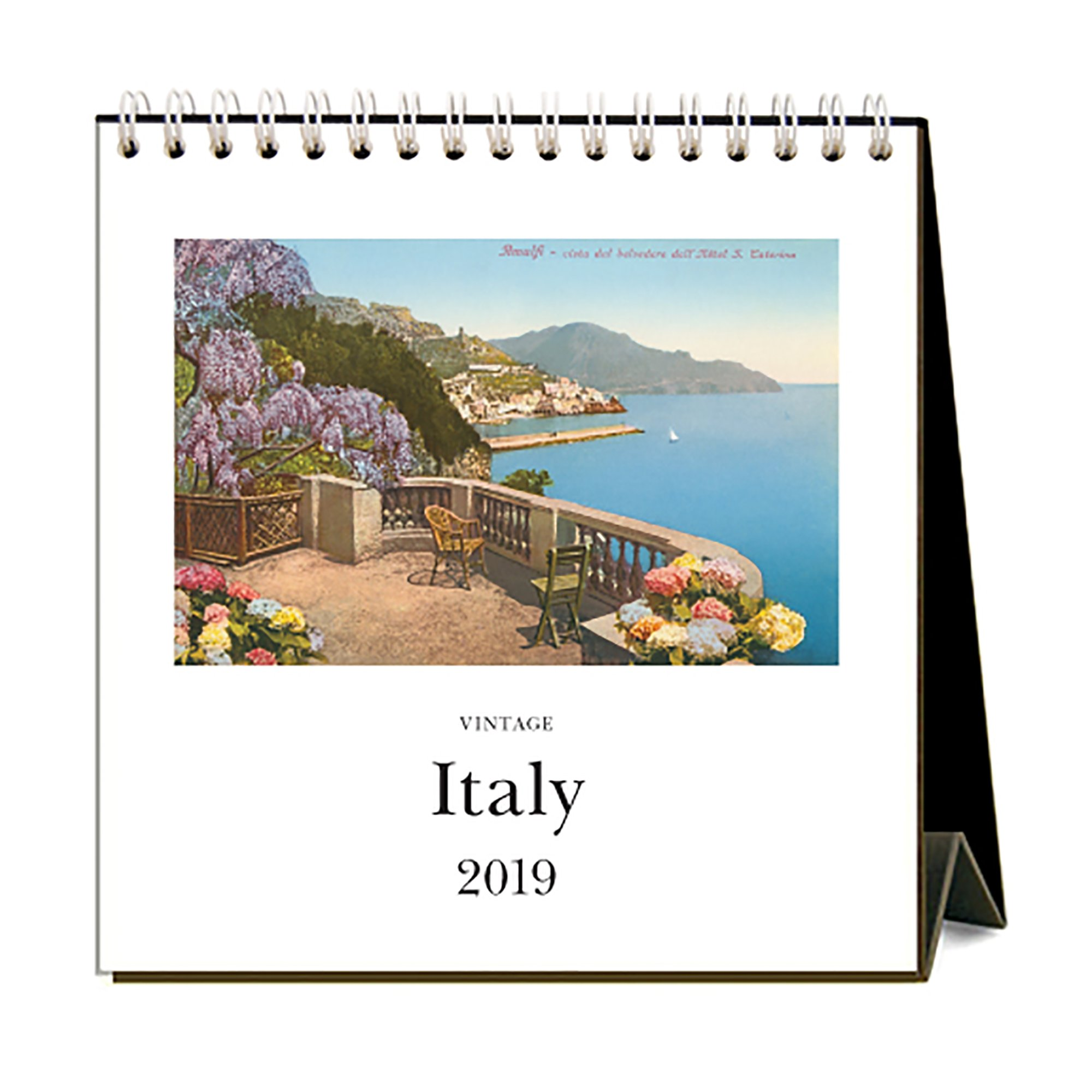 Coloring Desk Calendar 2019 With Italy The Getty Store