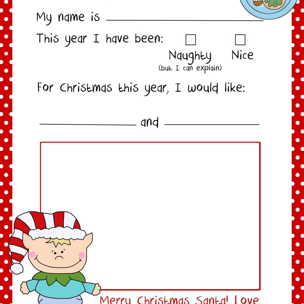 Coloring Santa Letter With 20 Letters To And Printable Envelopes Christmas Wishes
