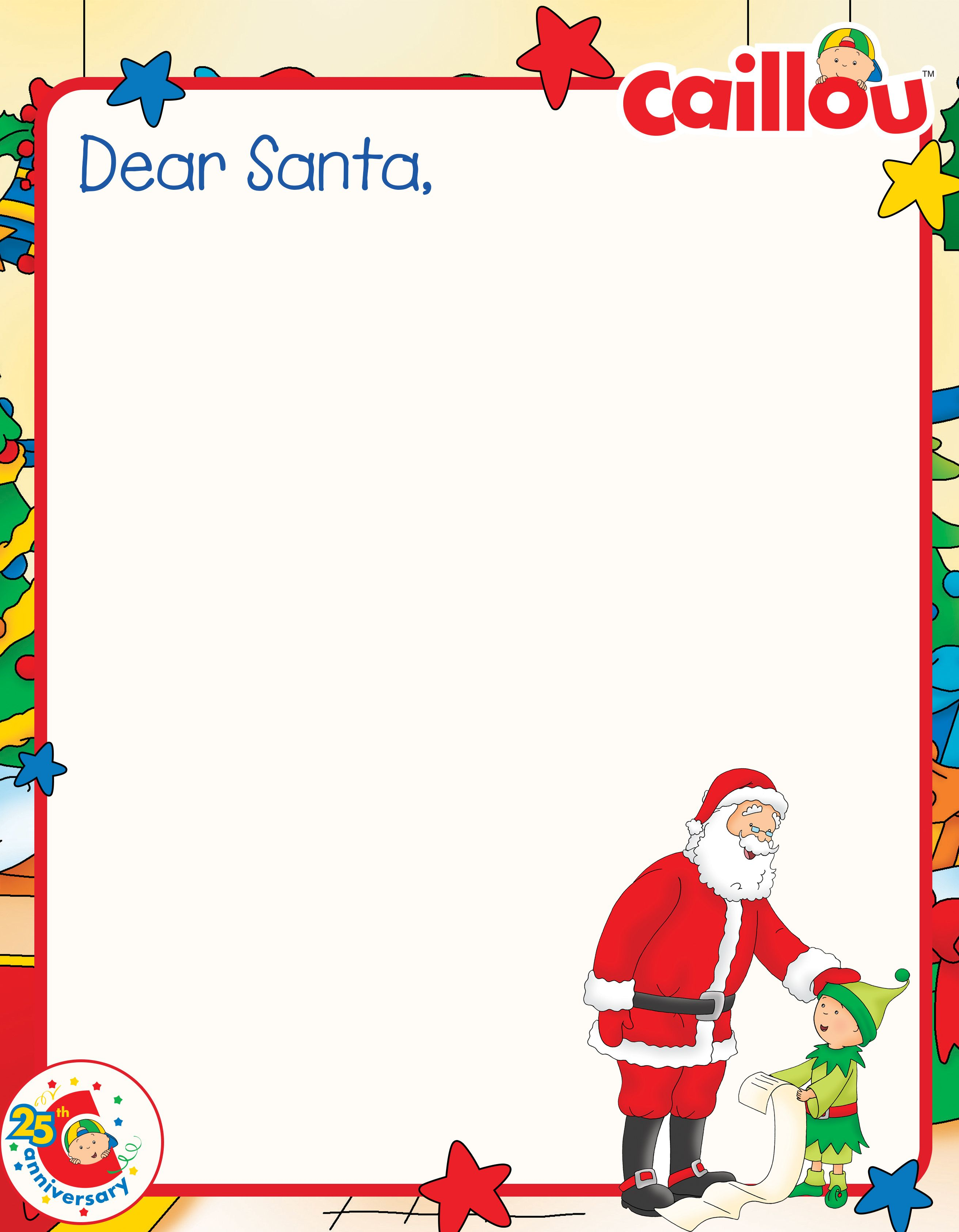 Dear Santa Letter Coloring Page With PBS KIDS Holiday Pages Printables INCARCERATED FAMILY