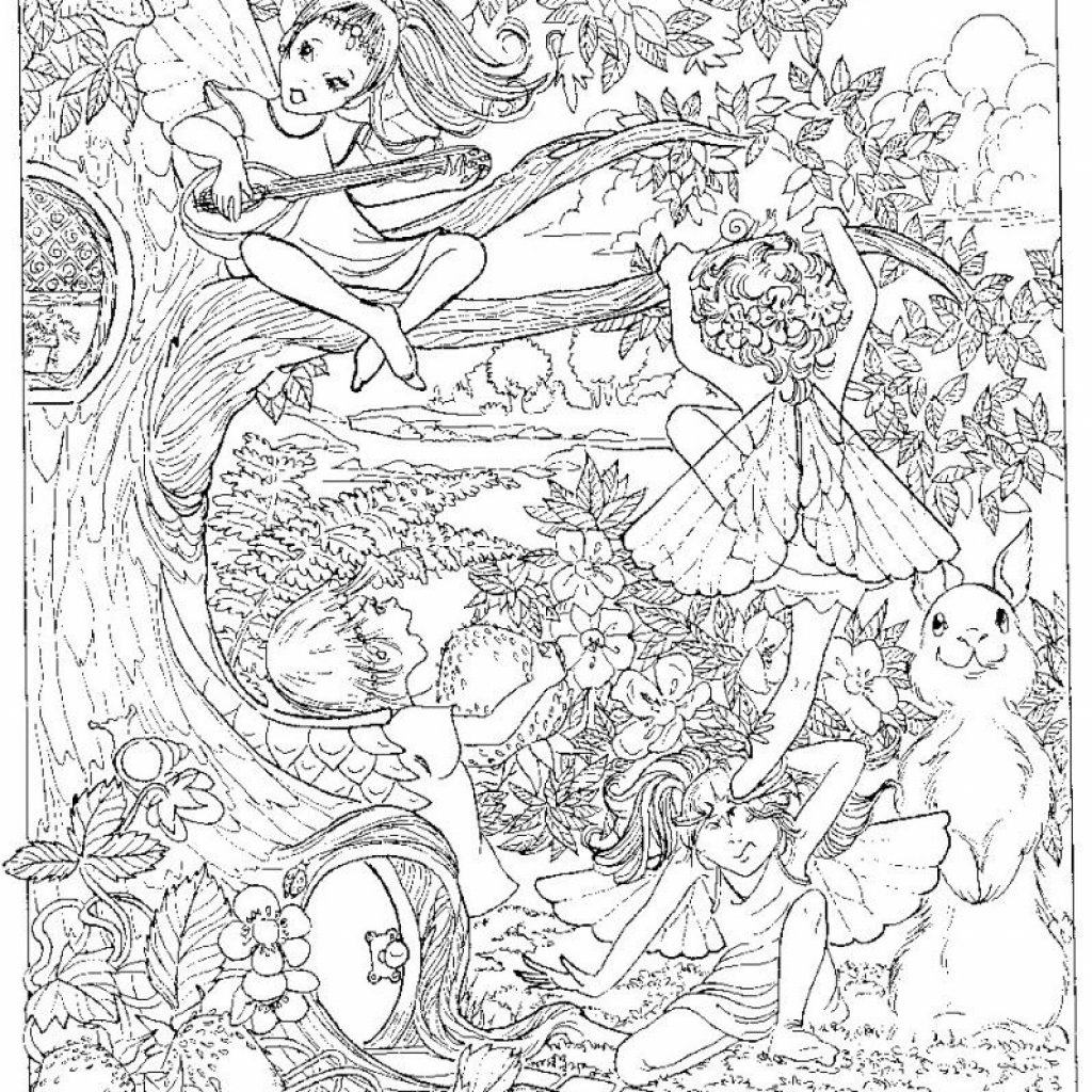 Difficult Christmas Coloring Pages For Adults With Trends Very Adult