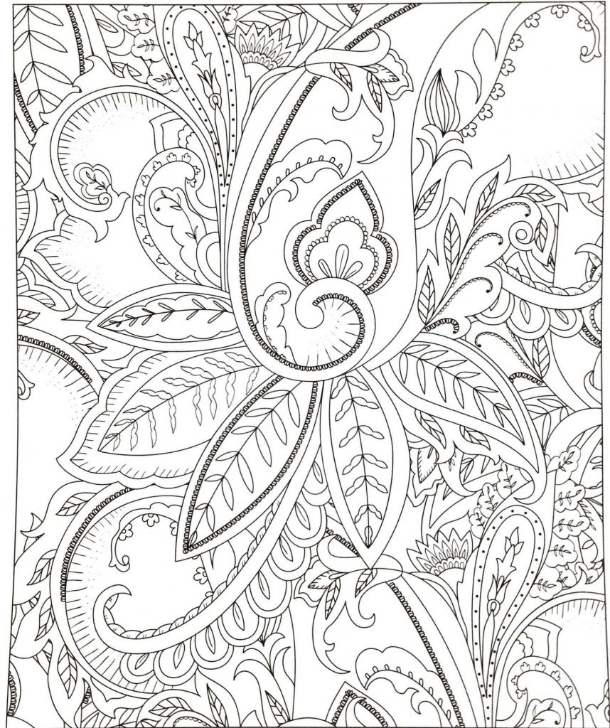 Difficult Christmas Coloring Pages For Adults With Yishangbai Com