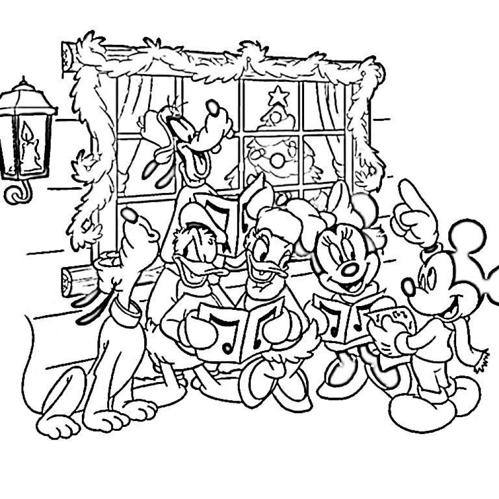 Disney Christmas Coloring Pages To Print Free With Pin By Melinda Ellis On Yum Pinterest Sheets