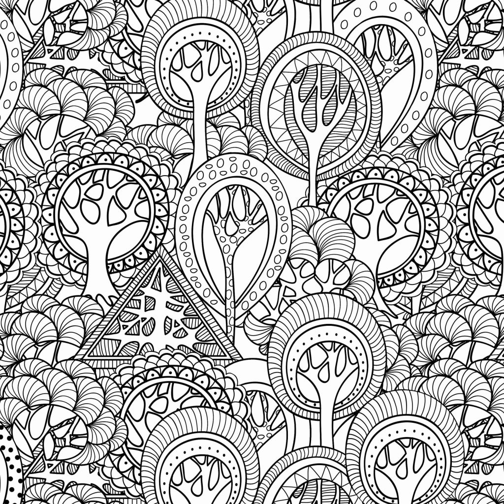 Easy Christmas Coloring Pages For Adults With Fun