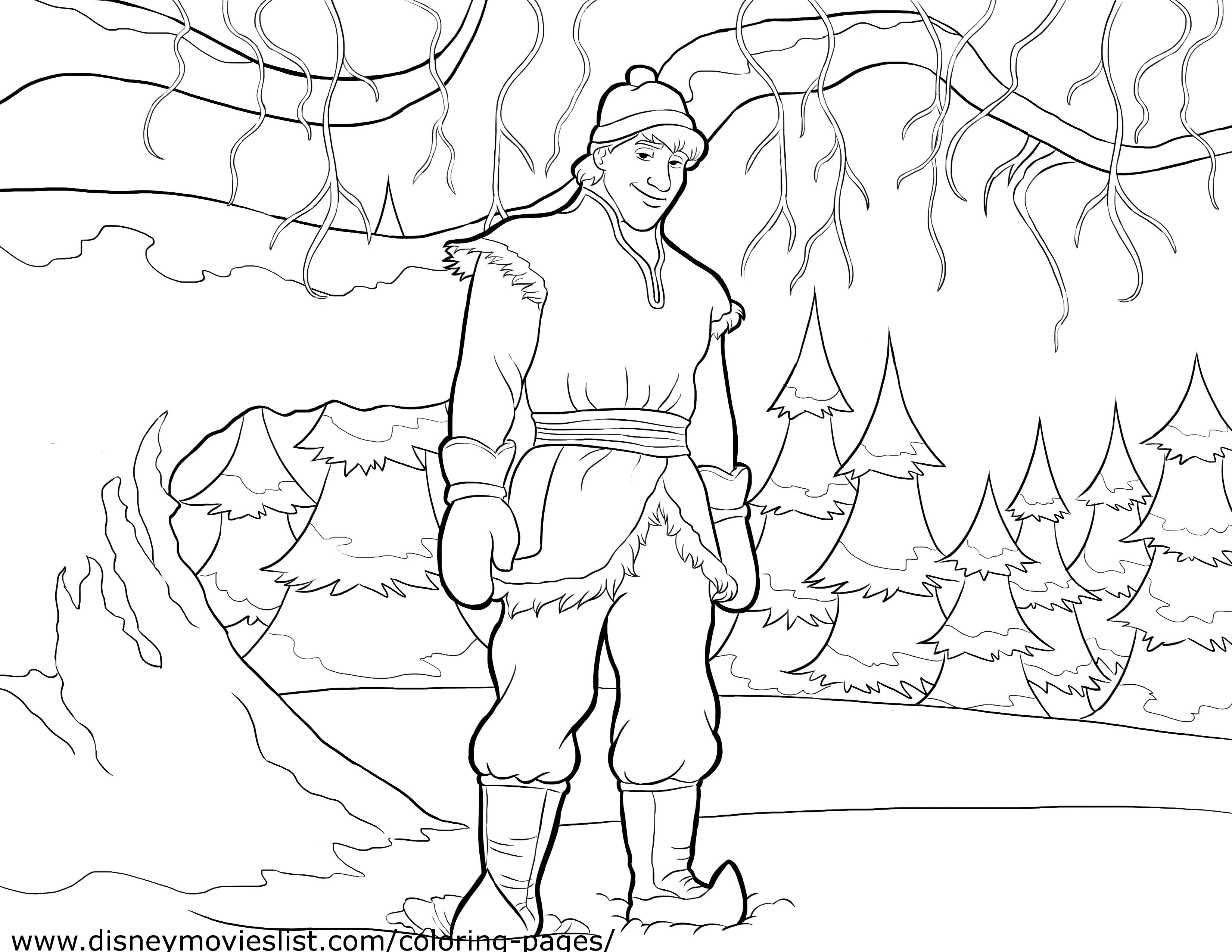 Elsa Christmas Coloring Pages With Fresh For