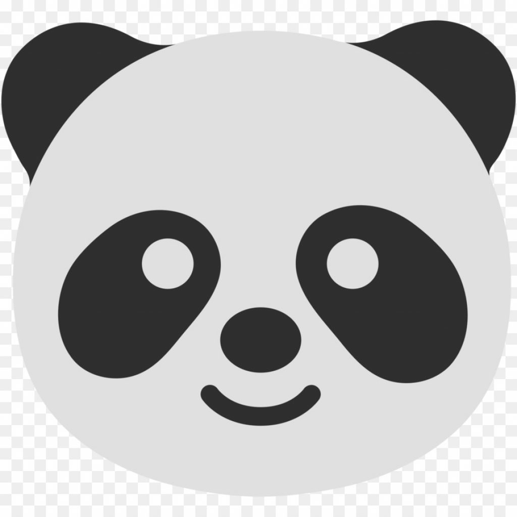 Emoji Santa Coloring Pages With Giant Panda The Android Avatar