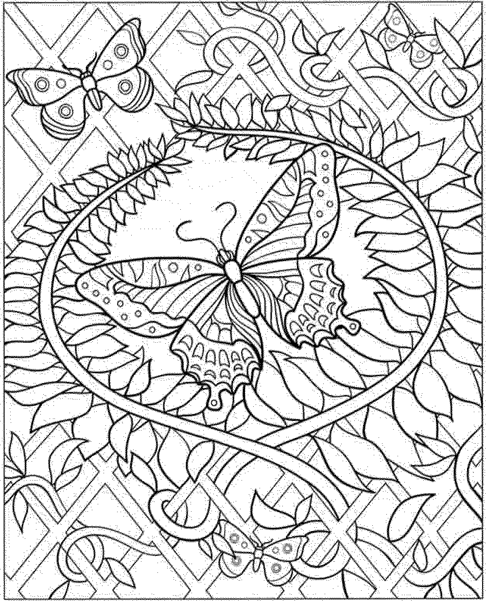 Free Christmas Coloring Pages For Adults Printable Hard To Color With 28 Collection Of Intricate Drawings High Quality