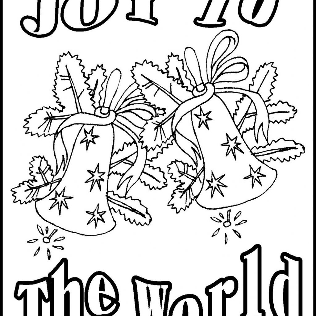 Free Christmas Coloring Pages Religious With Csengerilaw Com