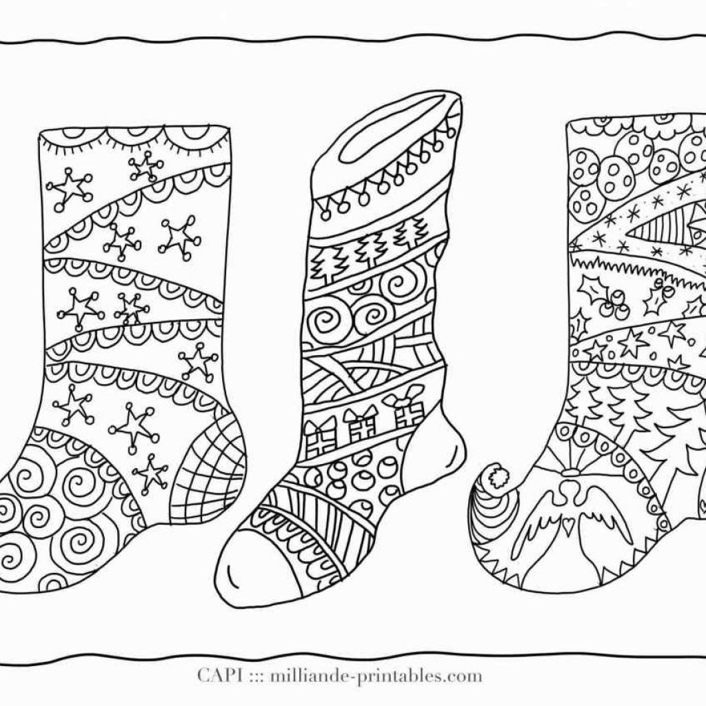 Free Christmas Village Coloring Pages With Frame Black And White New