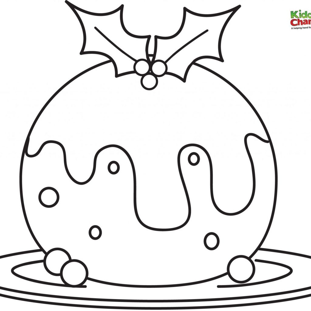 Free Disney Christmas Colouring Pages With Coloring For Kids From Kiddycharts