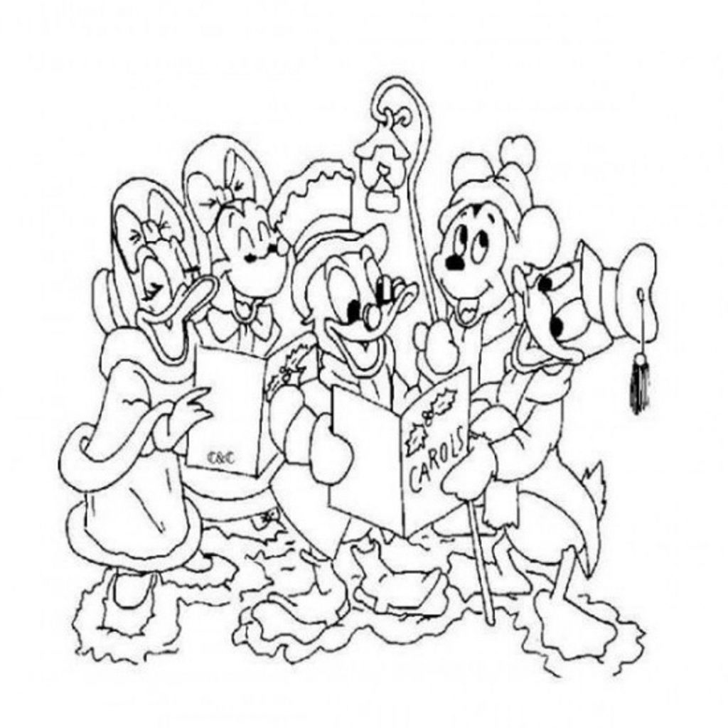 Free Disney Christmas Colouring Pages With Pin By Barbara Brantley On Coloring Pinterest
