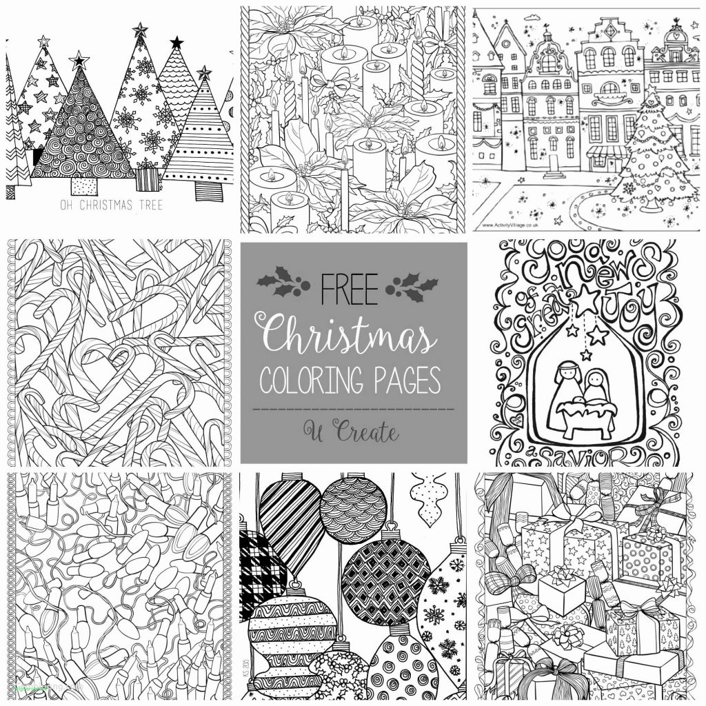 Free Mickey Christmas Coloring Pages With New Disney