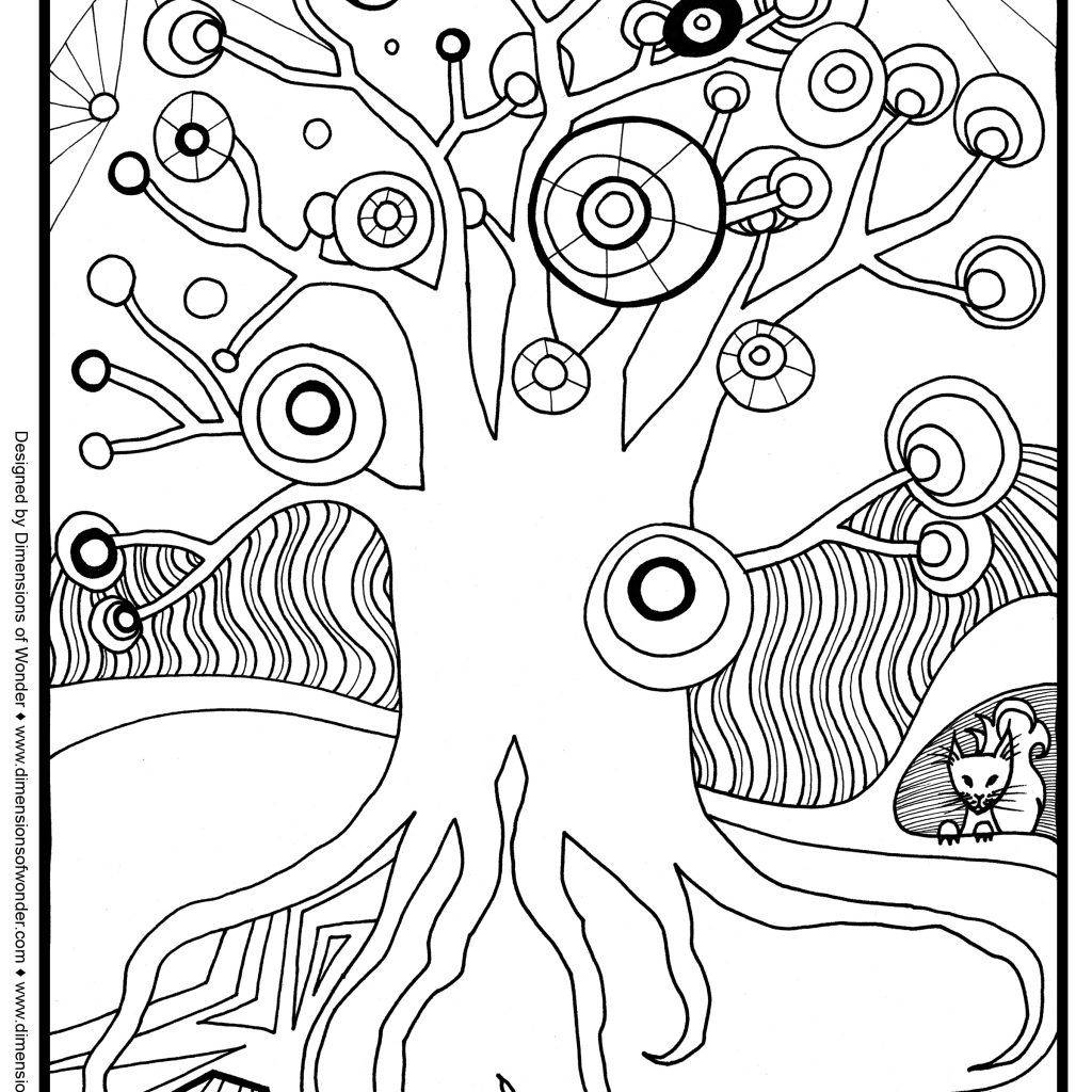 Free Online Christmas Coloring Pages For Adults With Download Books