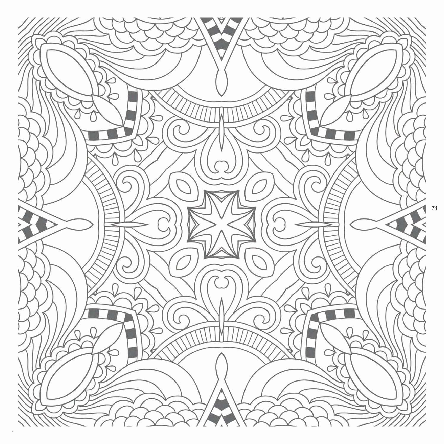 Free Printable Abstract Christmas Coloring Pages With That Are