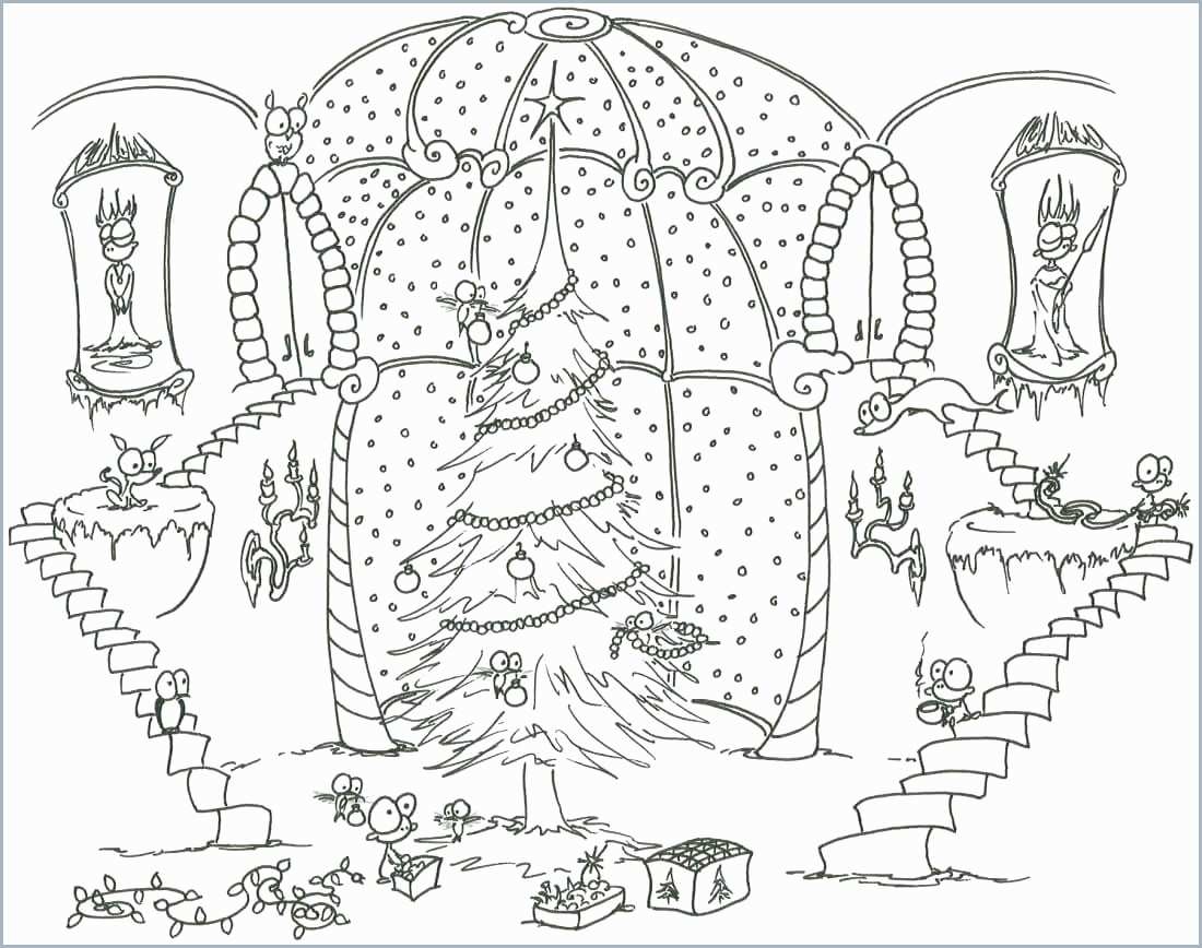 Free Printable Christmas Card Coloring Pages With Admirable