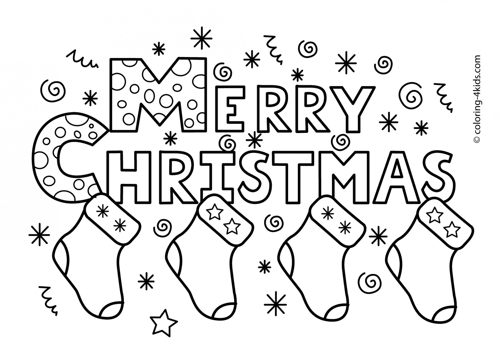 Free Printable Christmas Coloring Pages Candy Canes With Worksheet For New
