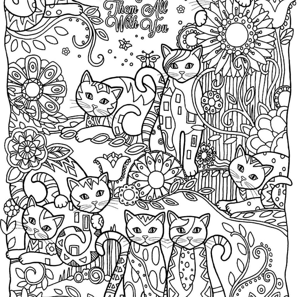Free Printable Christmas Coloring Pages For Adults Only With 35