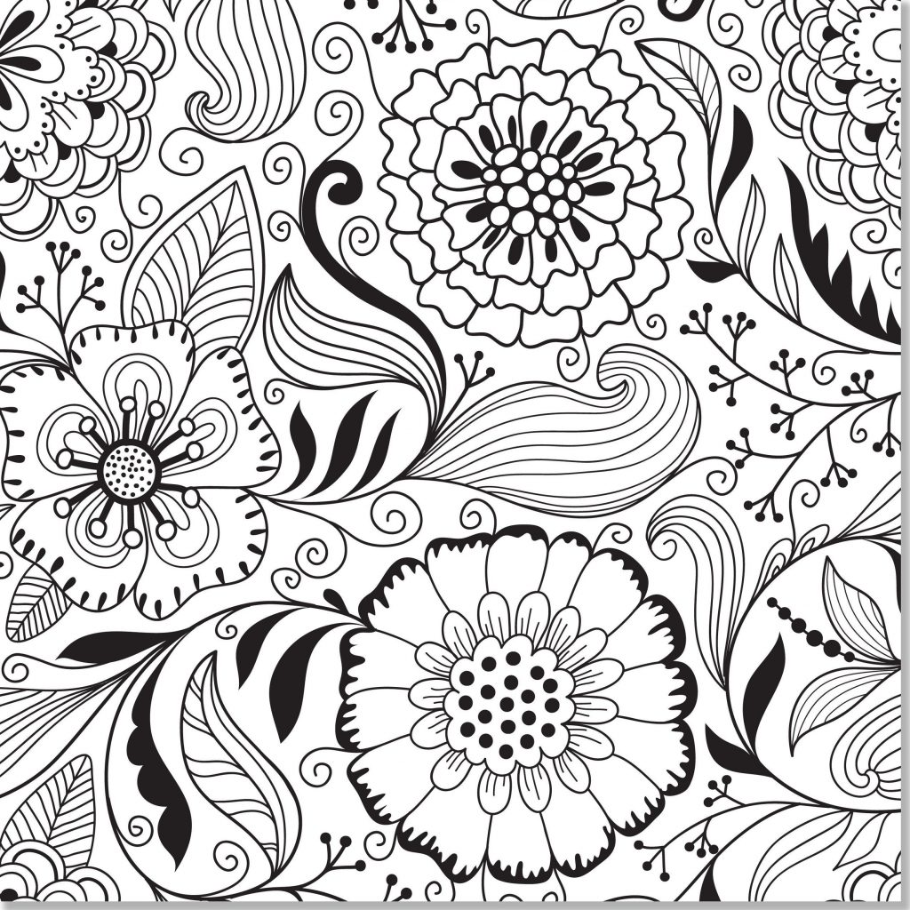 Free Printable Christmas Coloring Pages For Adults Only With To Print Books