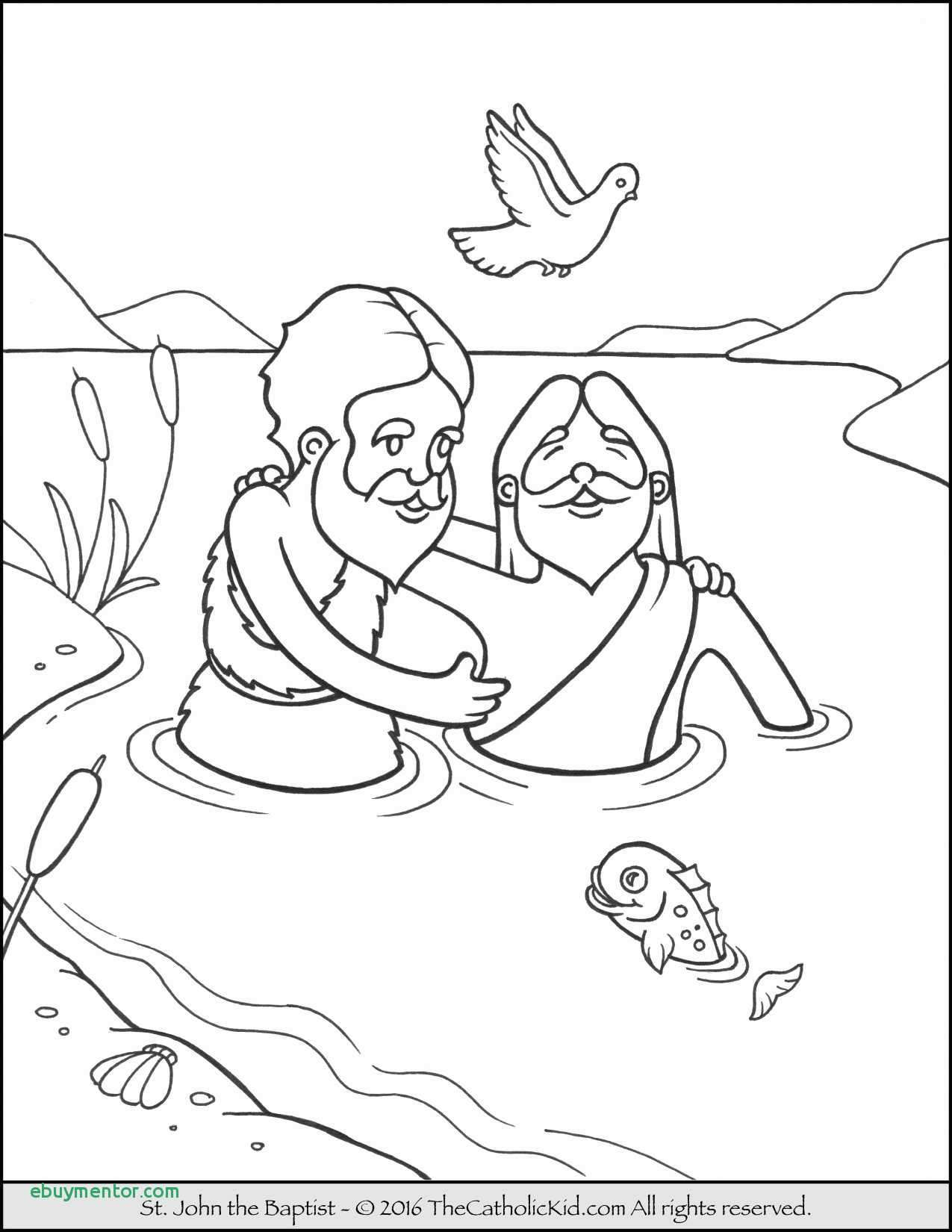 Free Printable Jesus Christmas Coloring Pages With