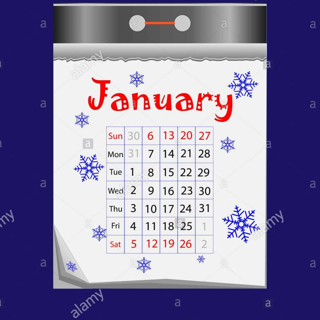 happy-new-year-2019-calendar-with-tear-off-icon-in-flat-style-on-blue