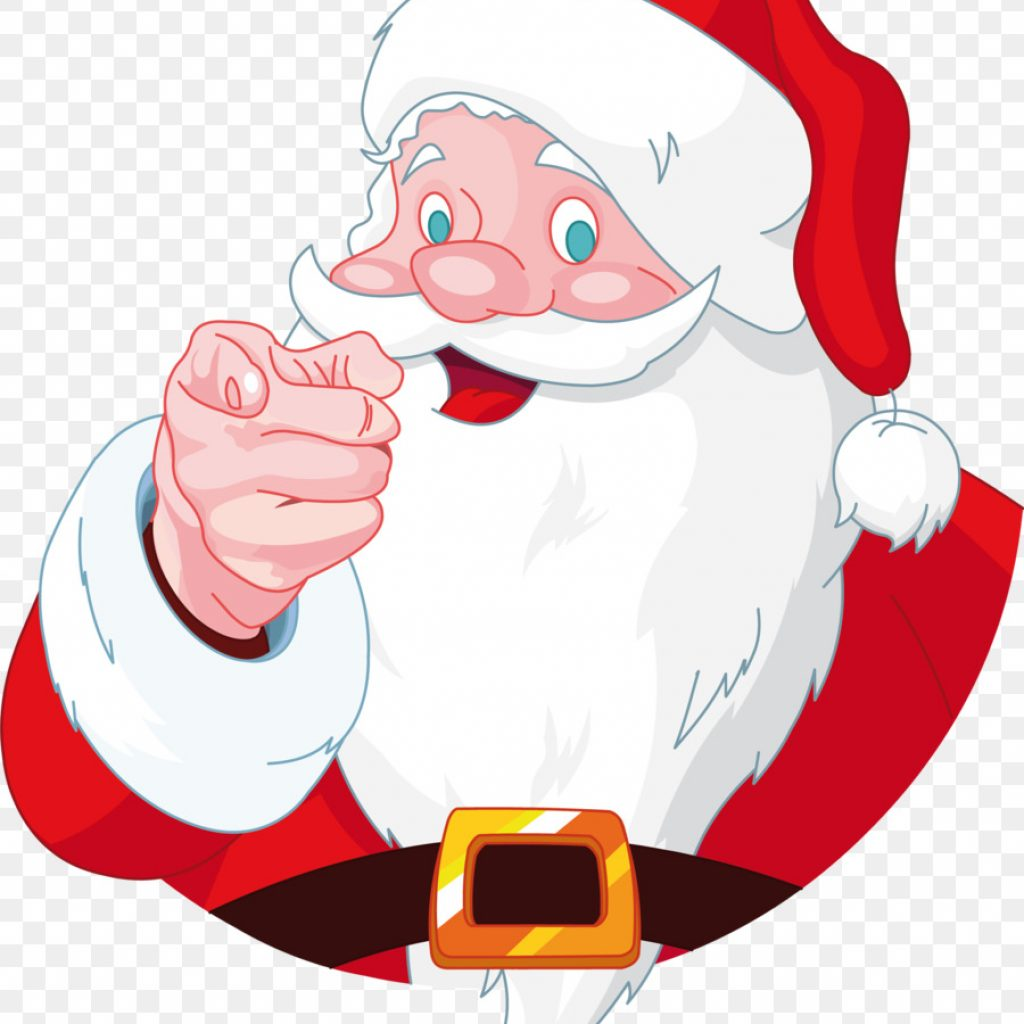 Happy Santa Free Coloring Pages For Christmas With Jumbo Book Claus