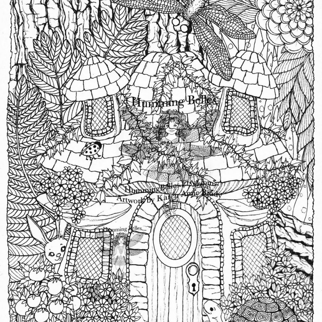 Hard Christmas Coloring Pages For Adults With Dr Odd